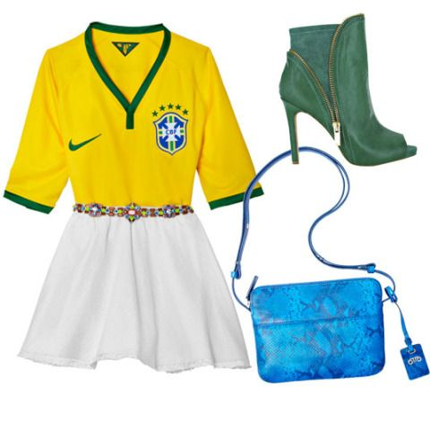 How to Style a Soccer Jersey