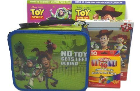 Spanish Bilingual 2- Disney Toy Story Coloring Books, 1- ... https ...