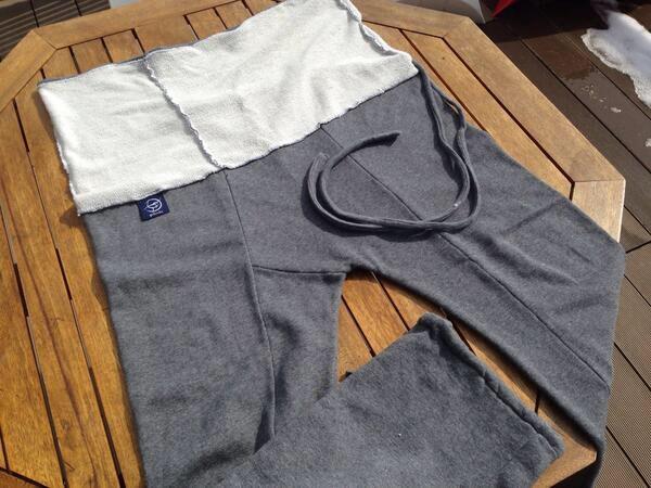 gokochi Sweat Thai Pants 'Mai' Dark Grey #デザフェス #gokochi