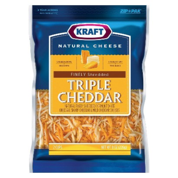 I M Learning All About Kraft Foods Triple Cheddar Shreds Natural Cheese At Influenster Kraft Recipes Cheddar Cheddar Cheese