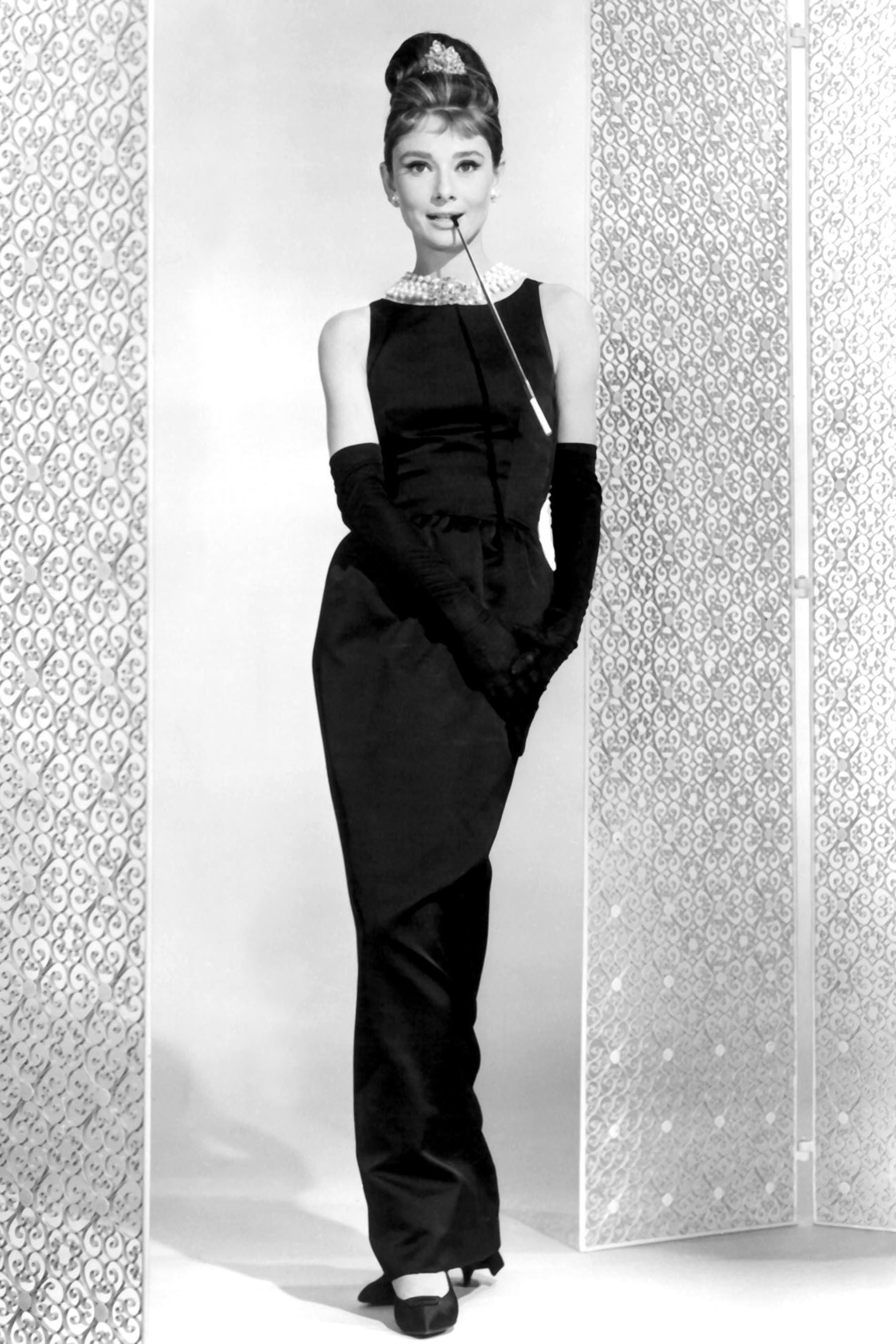 Desayuno Con Diamantes 1961 Iconic Dresses Famous Dress Hollywood Costume