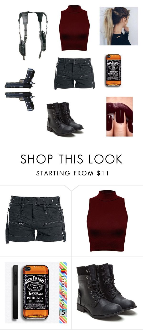 """""""Untitled #299"""" by ruby-girl ❤ liked on Polyvore featuring WearAll and Capelli New York"""