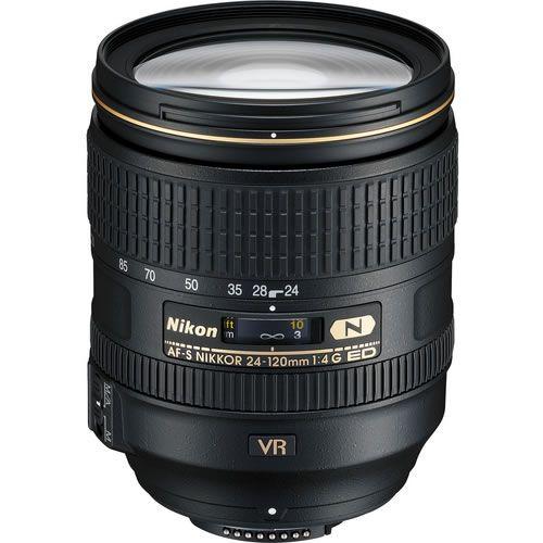 Nikon Af S Nikkor 24 120mm F 4 0 G Ed Vr Lens 2193 Full Frame Zoom Standard Lenses Vistek Canada Product Detail Zoom Lens Nikon Lenses Nikon Dx