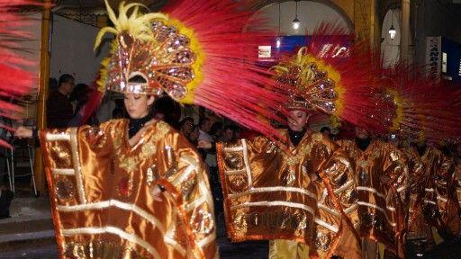 Folclor en fiestas Arandas Jal. Mexico