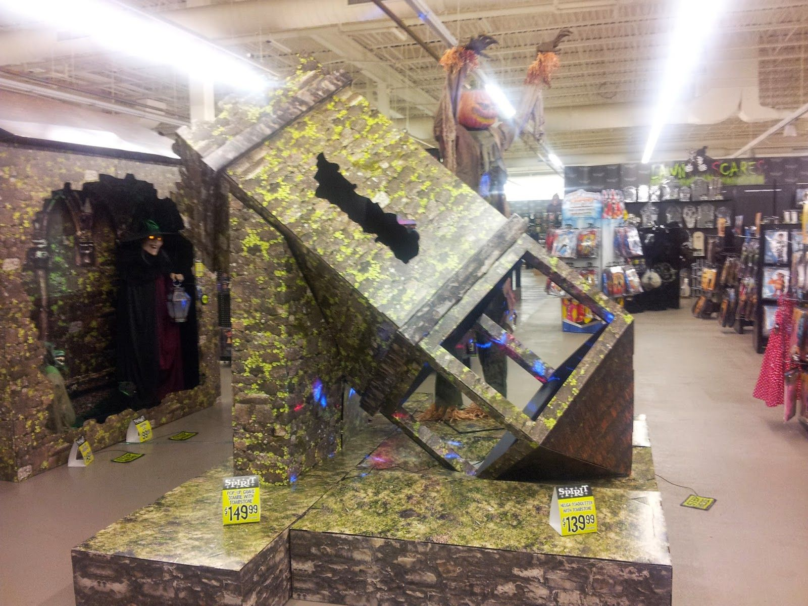spirit halloween store ruins google search - Halloween Store Spirit