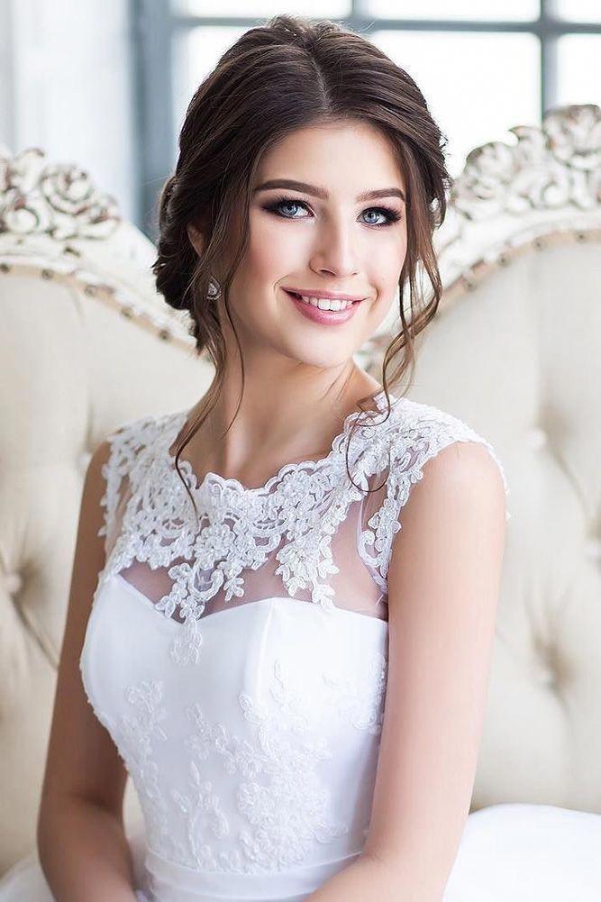 Wedding Hairstyles Buns Pictures Weddinghairstyles Wedding