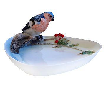 Porta-Cartão Pássaro