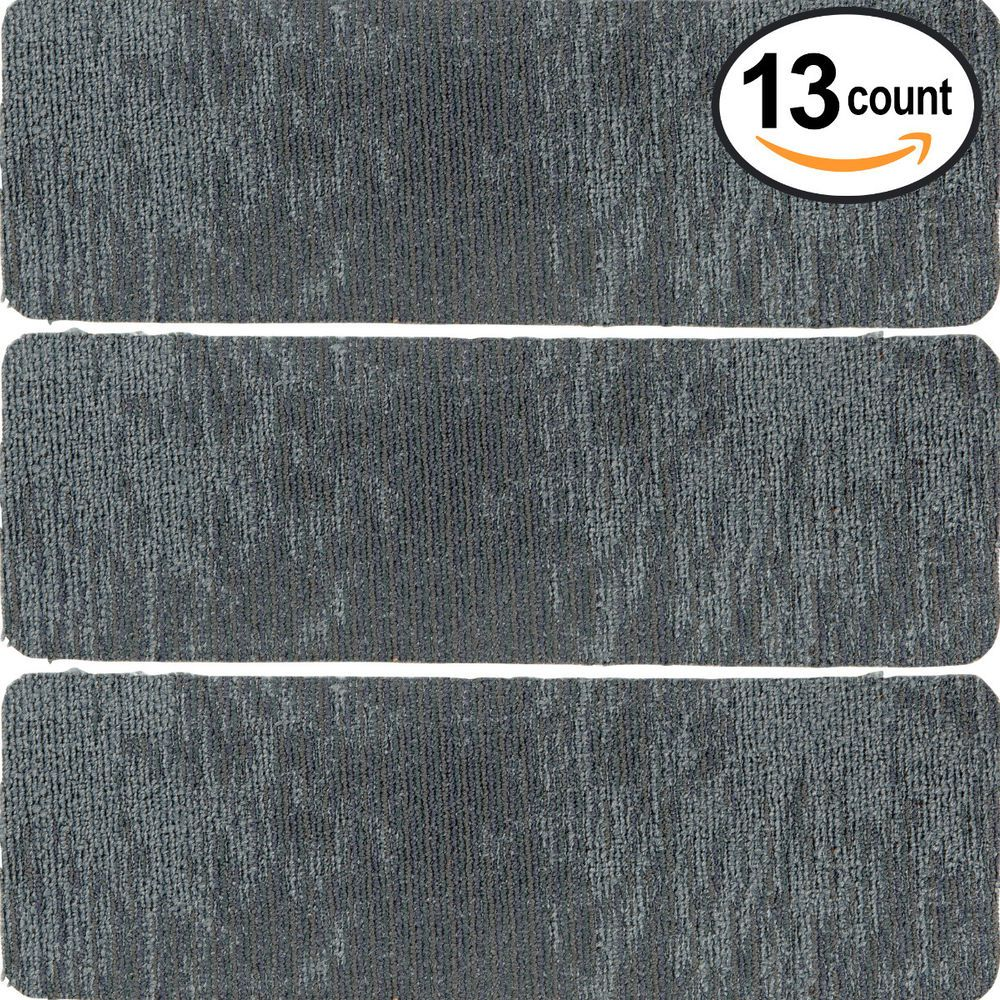 Best These Durable Carpet Stair Treads Are Attractive Enough To 400 x 300