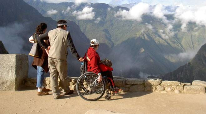 Accessible Tourism in Spanish National Parks ...