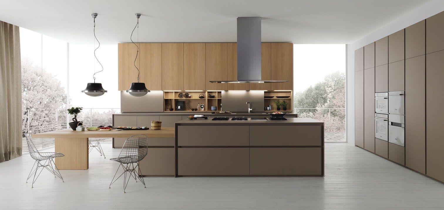Scarica il catalogo e richiedi prezzi di Axis 012   cucina con isola ...