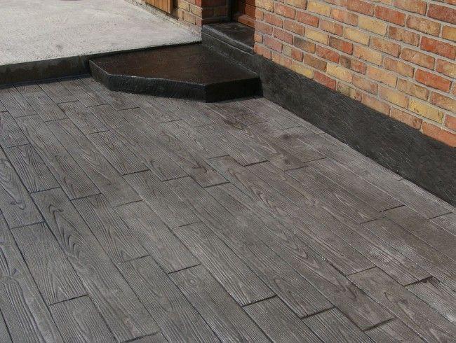 deco terrasse beton Terrasse Pinterest Deco terrasse, Beton - Faire Une Terrasse En Beton
