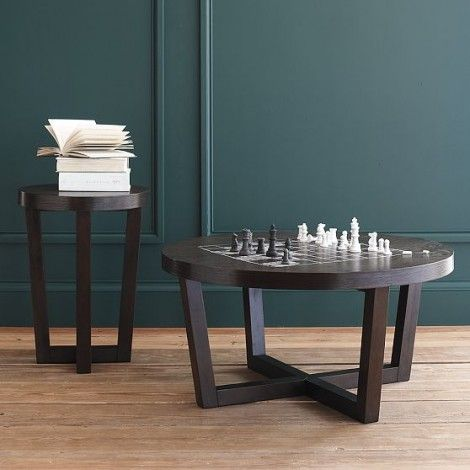 Delicieux Coffee Table Chess Board