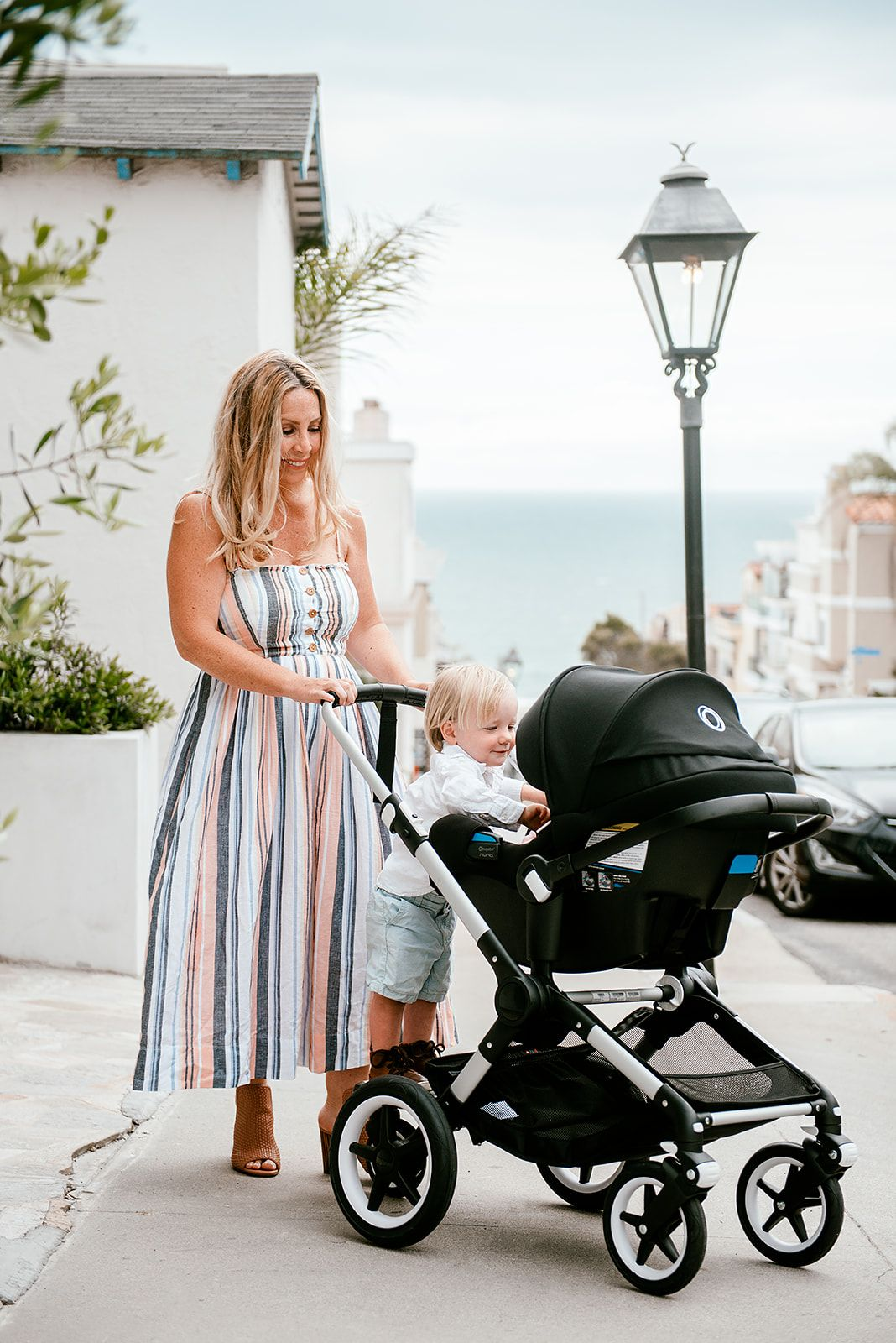 When To Switch From Car Seat To Stroller The Bugaboo Turtle By Nuna Car Seat Seamlessly Connects To
