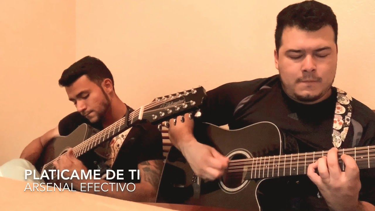 Platicame De Ti Arsenal Efectivo Youtube In 2020 Interactive Cover Playlist