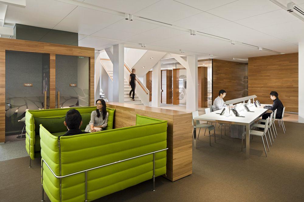 citizen office concept. corporate interiors citizen office concept