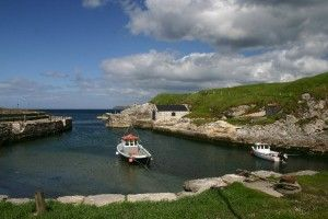 Game of Thrones location: Ballintoy Harbour, Northern Ireland (pike harbour)