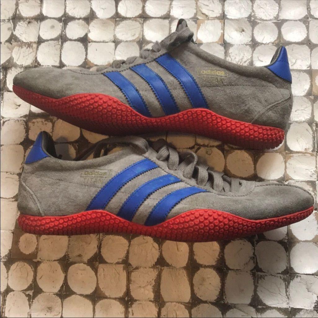 Men's Adidas Titan Sneakes, 8 | Adidas men, Adidas, Adidas shoes mens