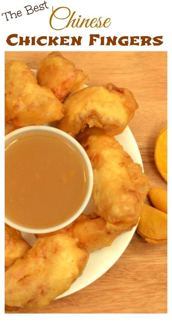Photo of Chinese Chicken Fingers | BLOG