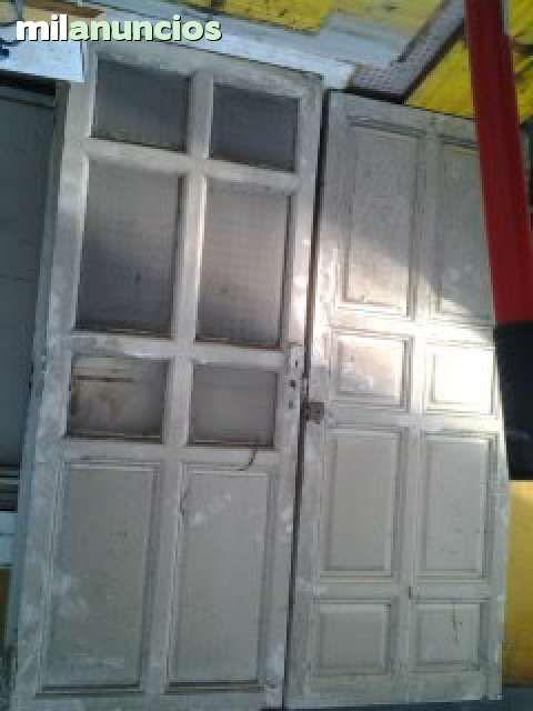 Portones antiguos para hacer mesas y mas utilidades - Mesas con puertas antiguas ...