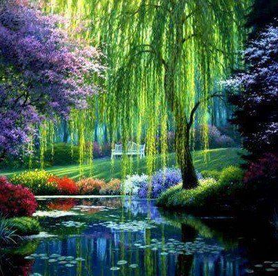 Monet's Garden in France  unbelievably beautiful!