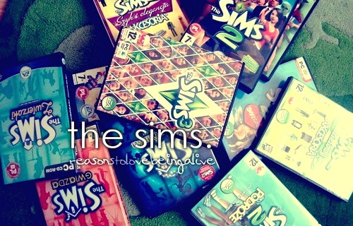 Sims 2 is my favorite :) I have every one of them!