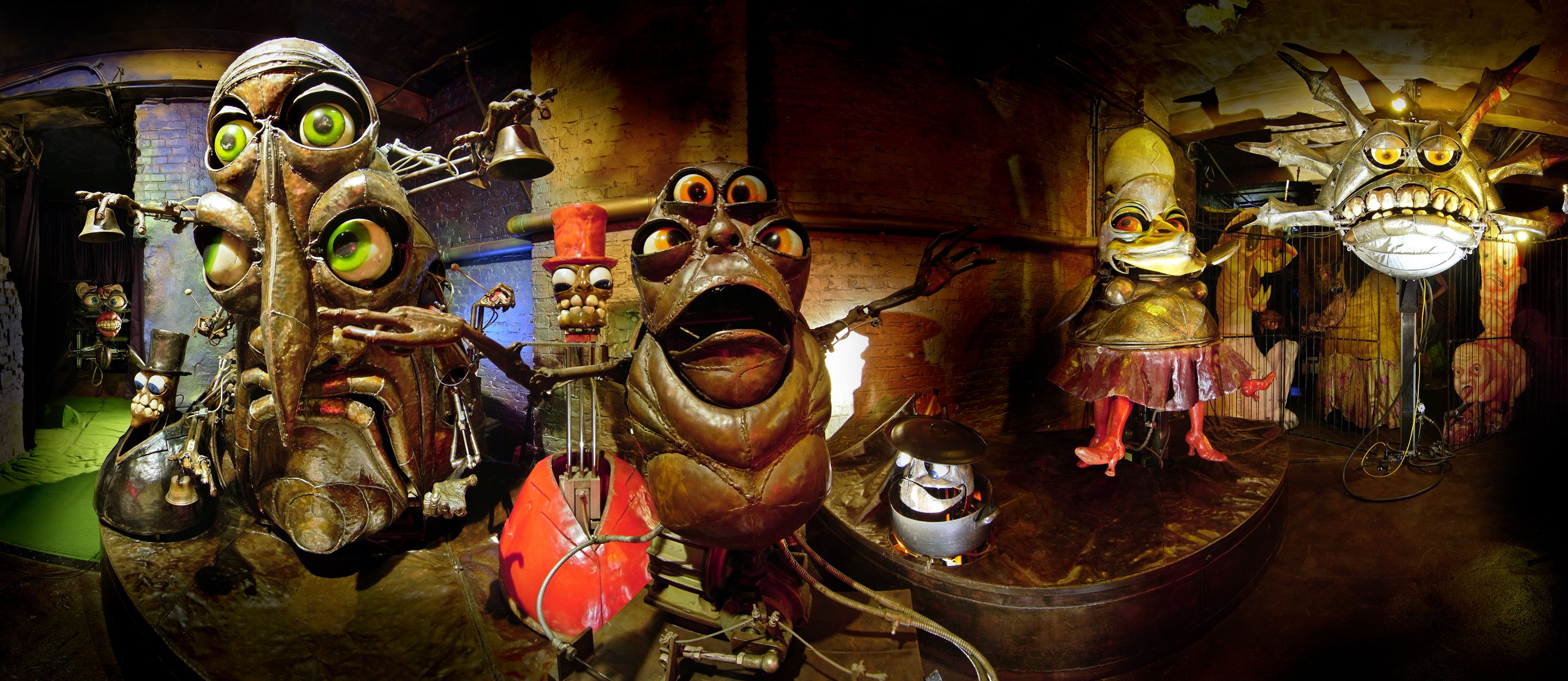 Monster Kabinett