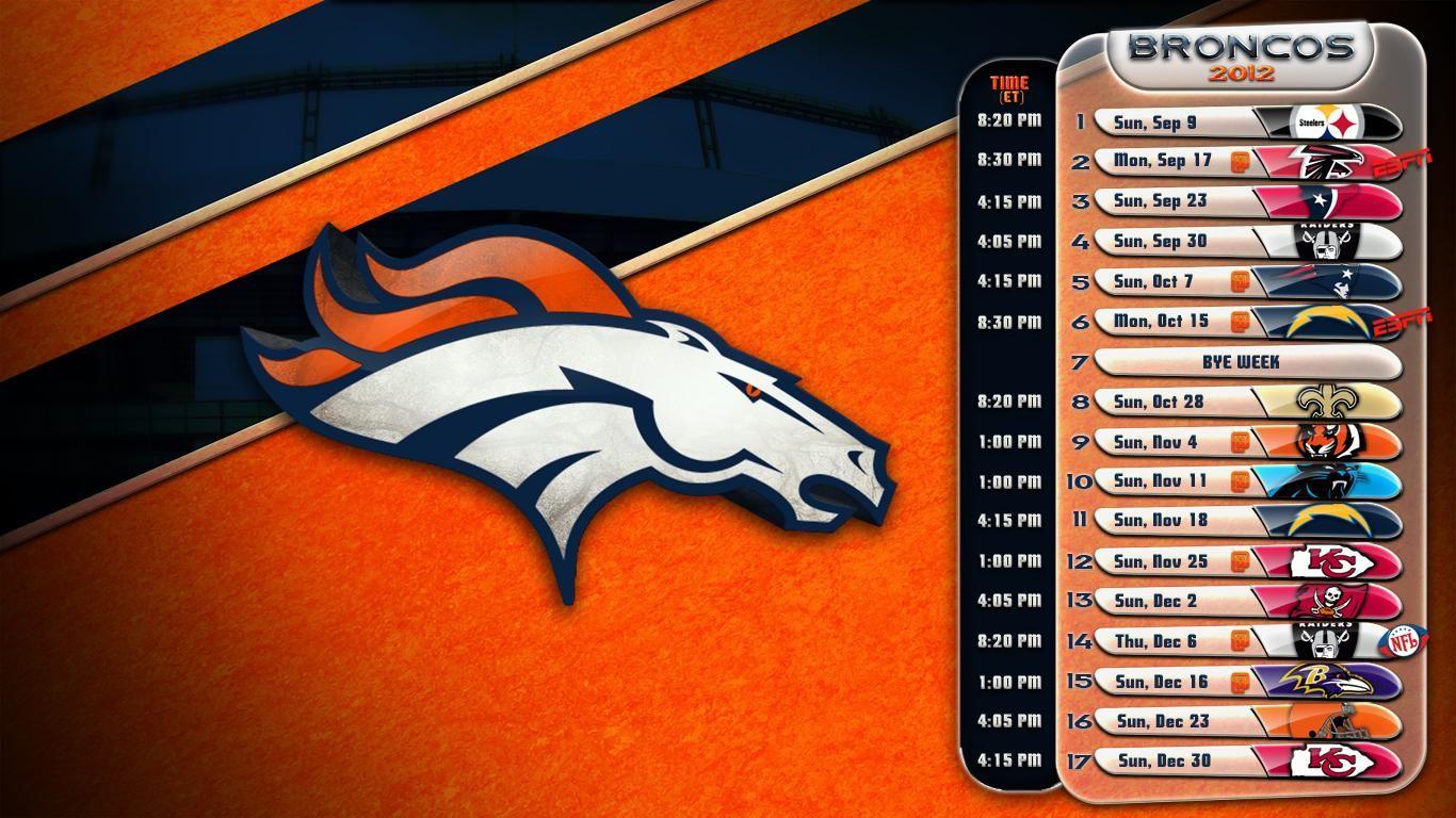Logo Broncos Wallpapers High Definition logo broncos