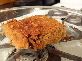 Carrot cake (paleo)
