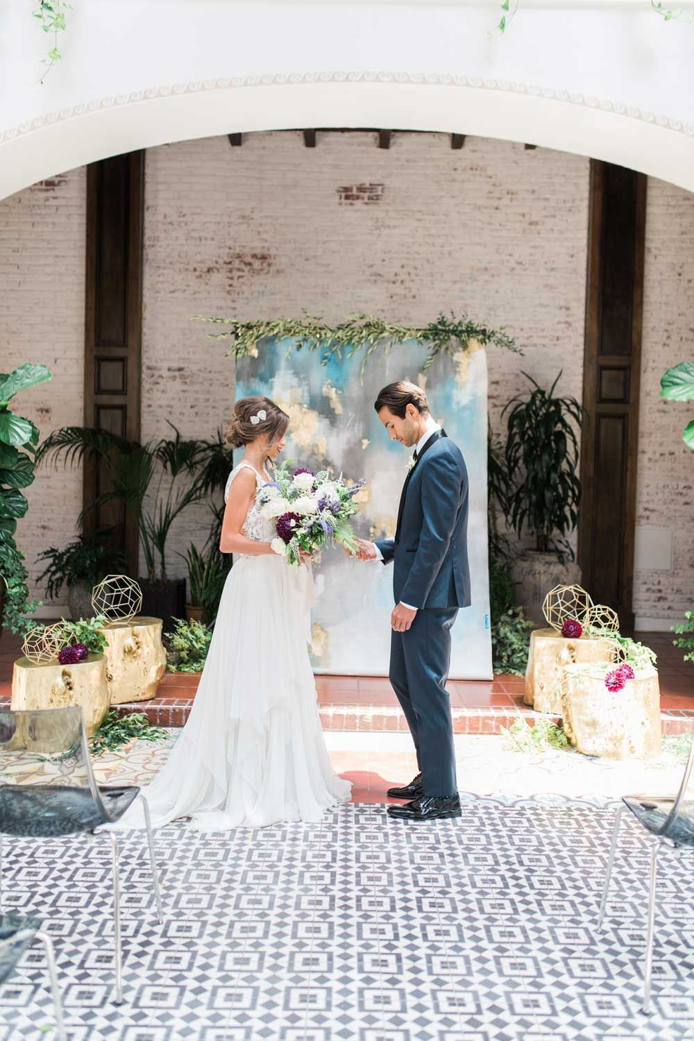 Spring and summer wedding inspiration. Shop or rent a wedding ...