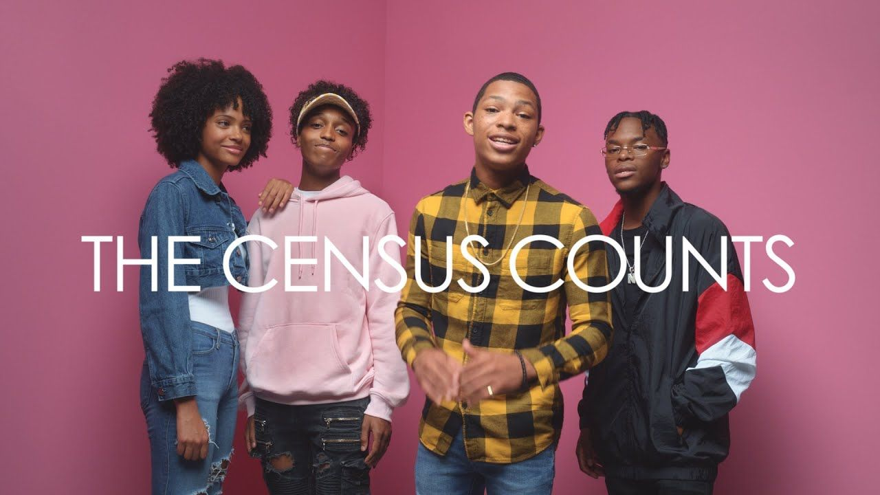 Pin on The Census Count