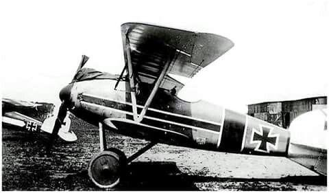 Gerhard Bassenge's Albatros D.III