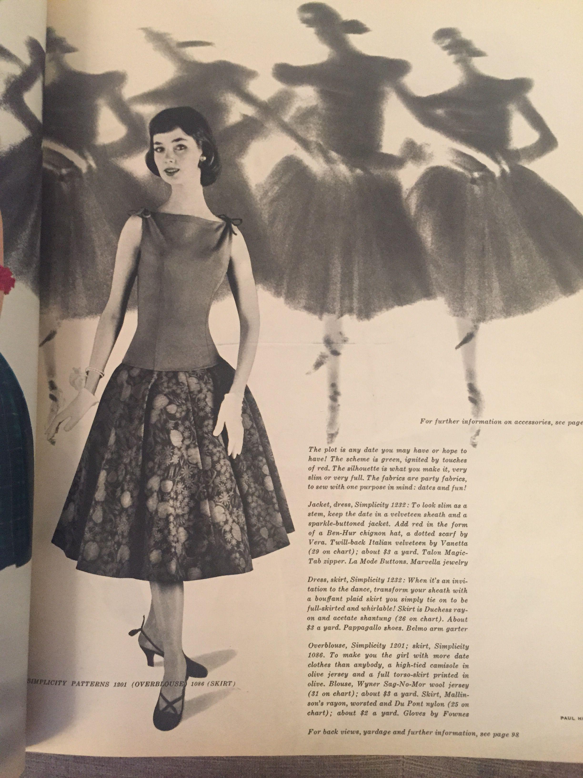 Tea length wedding dress patterns to sew  Seventeen magazine July   tea length  Pinterest  Seventeen