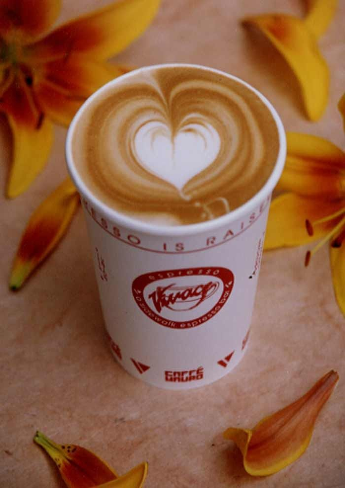 vivace coffee | Vivace Coffee in Seattle... i would give my kingdom for a white velvet ...
