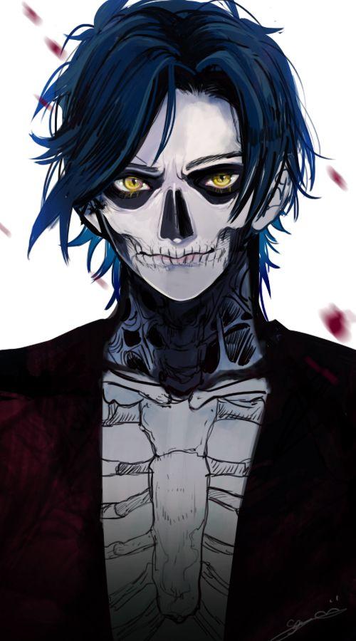Tags Anime Merdell Touken Ranbu Shokudaikiri Mitsutada Stitched