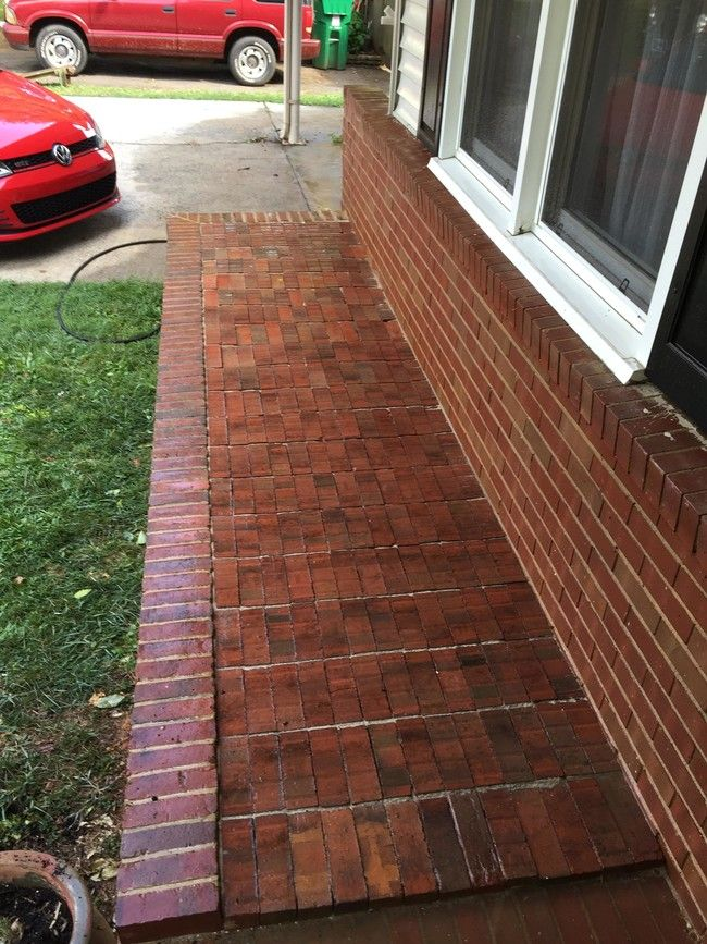 He applied some sand sealer... Patio, Planters, Home