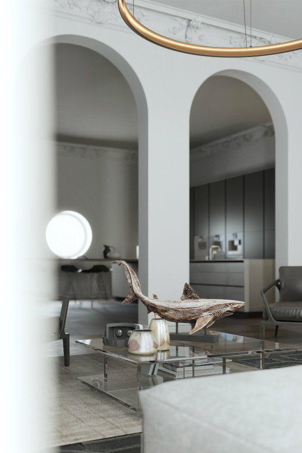 How Inspiring Will a Paris Apartment Be in 2027 ? Interiors