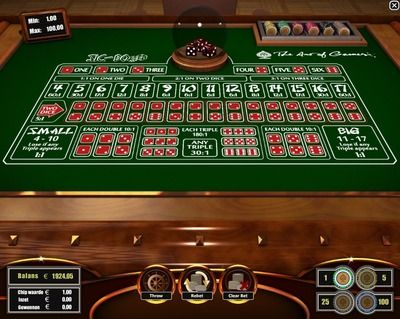 Roulette fixed odds betting terminal