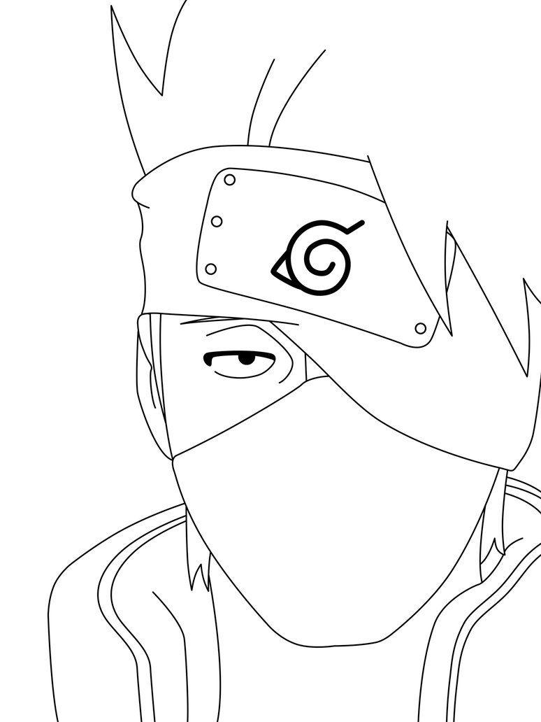 Hoje voc vai ter dezenas de imagens desenhos de Kakashi