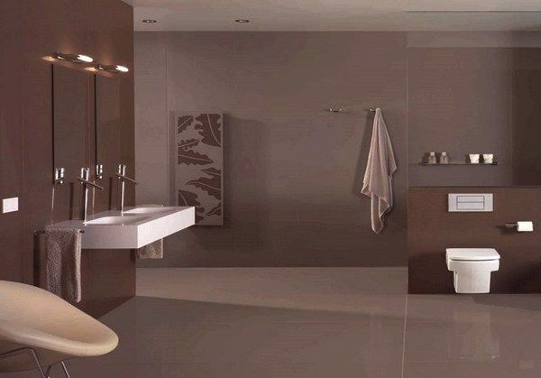 ohne Fliesen Bathroom Pinterest - badezimmer ohne fliesen