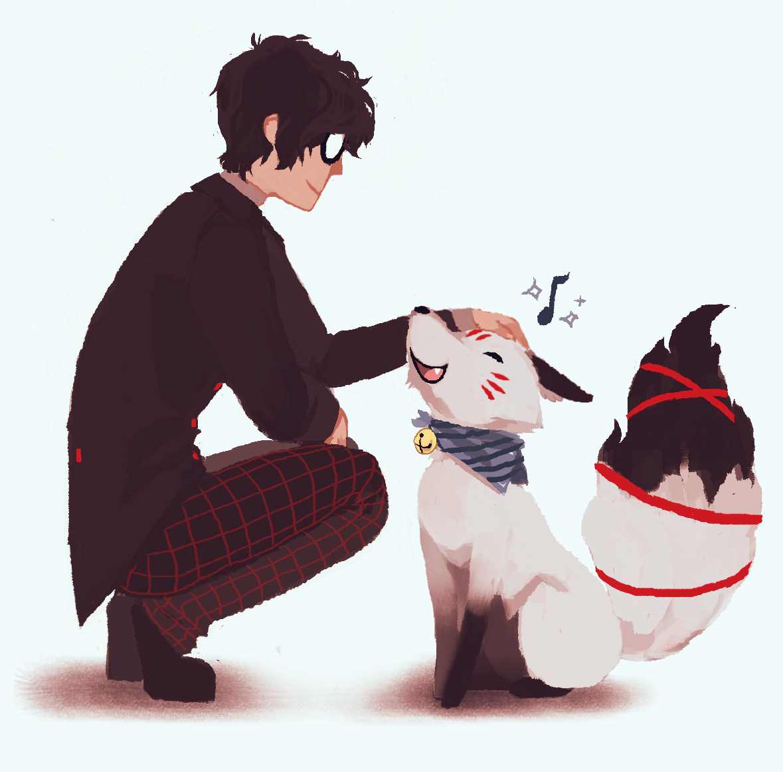 Fox! Yusuke