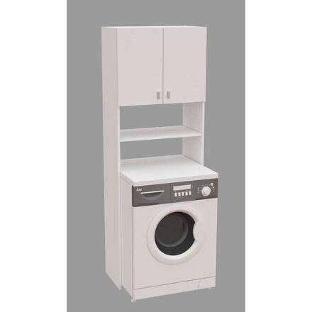 Armario multiusos lavadora ba o apartament platja pinterest armario multiusos armario y ba o - Armario lavadora ...