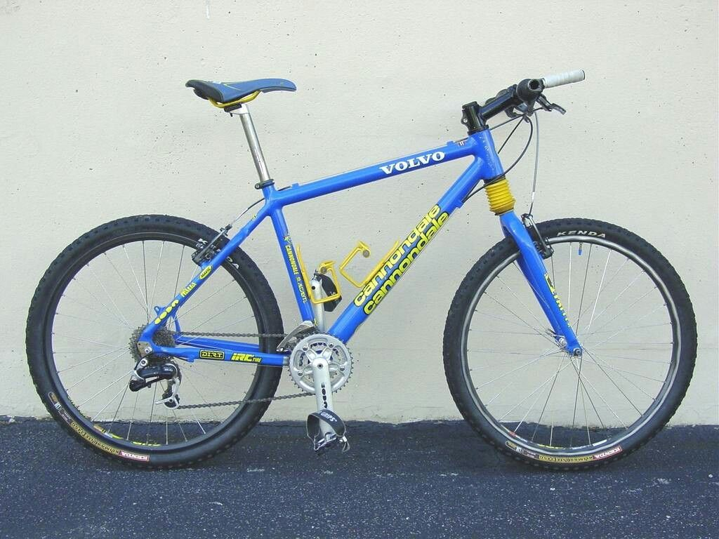 Pin by Wayne Shauan on Cannondale Volvo | Cannondale bikes, Bicycle