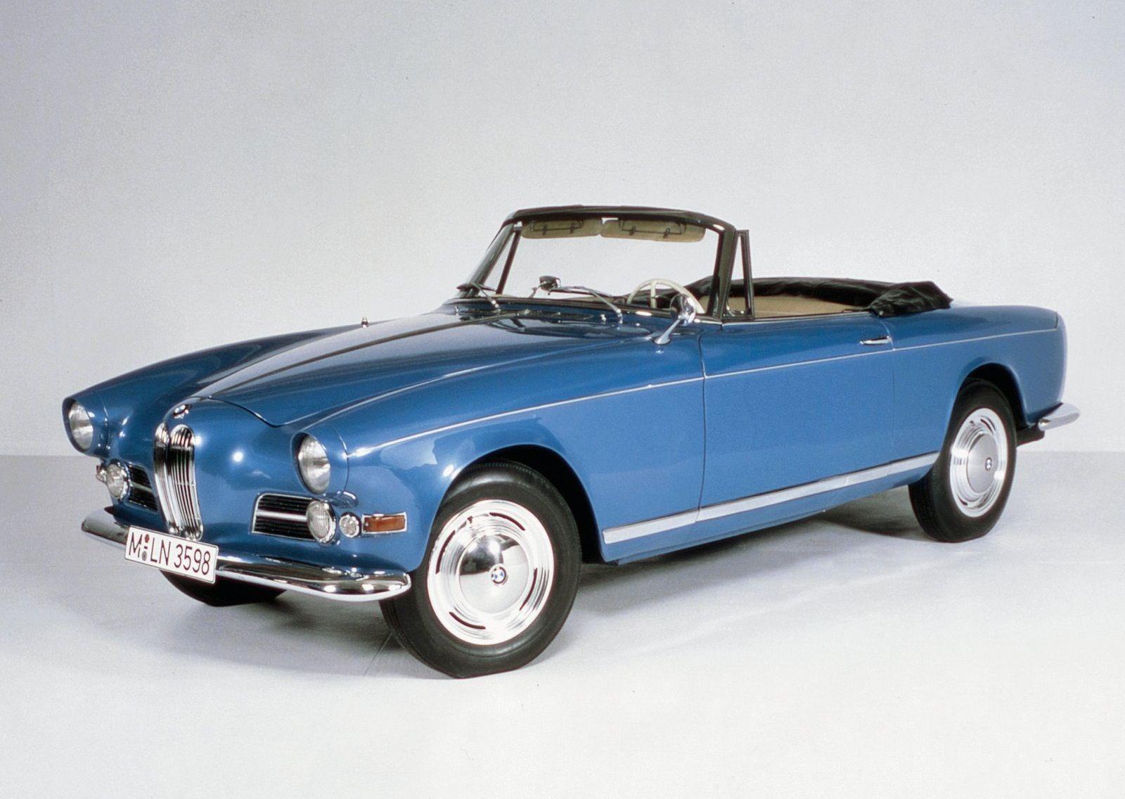 bmw fuel efficient car: 1956 BMW 503 Cabriolet Used Cars | 1956, My ...