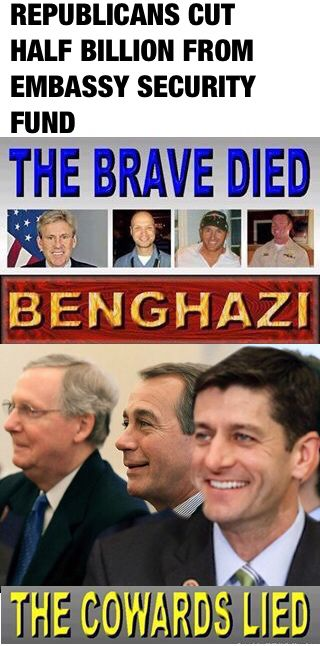 The Real Benghazi Scandal