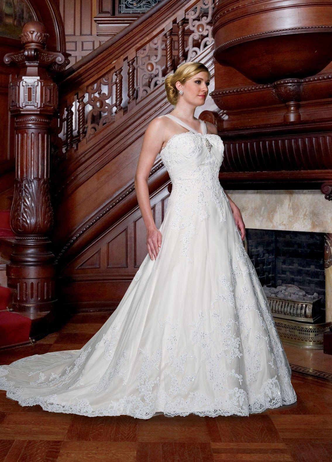 Impression Plus Size Wedding Dresses - Style 2951 $254.99 Impression Wedding Dresses
