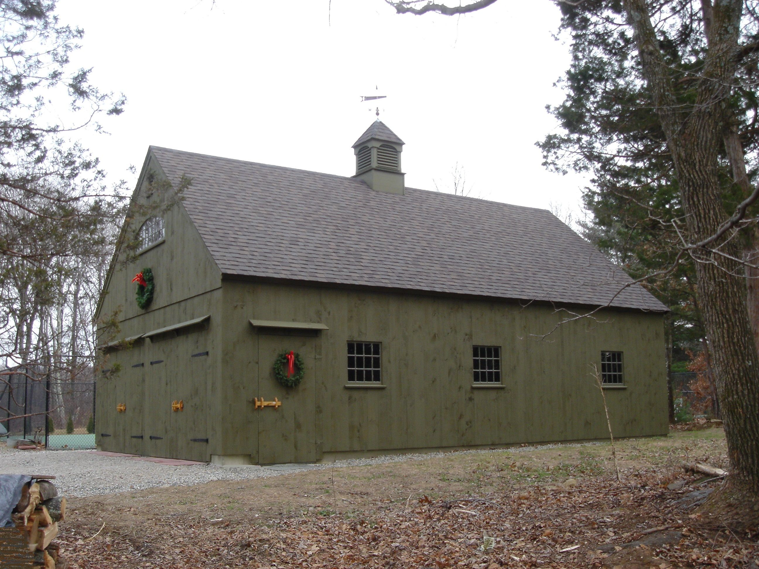 Pole Barn House Plans One Story