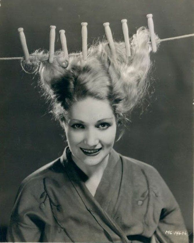 Женские волосы демотиватор