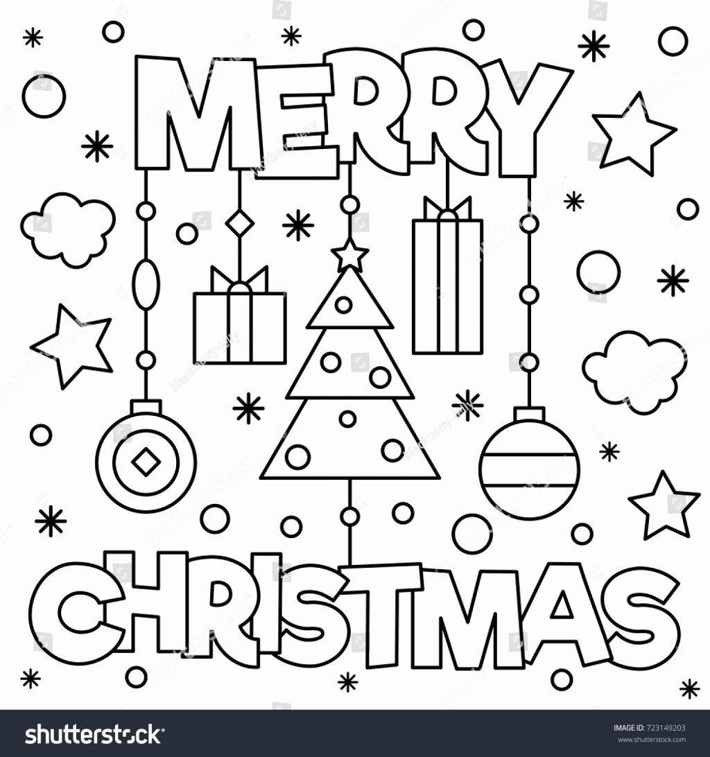 Relaxing Coloring Flowers Luxury Coloring Pages Merry Christmas