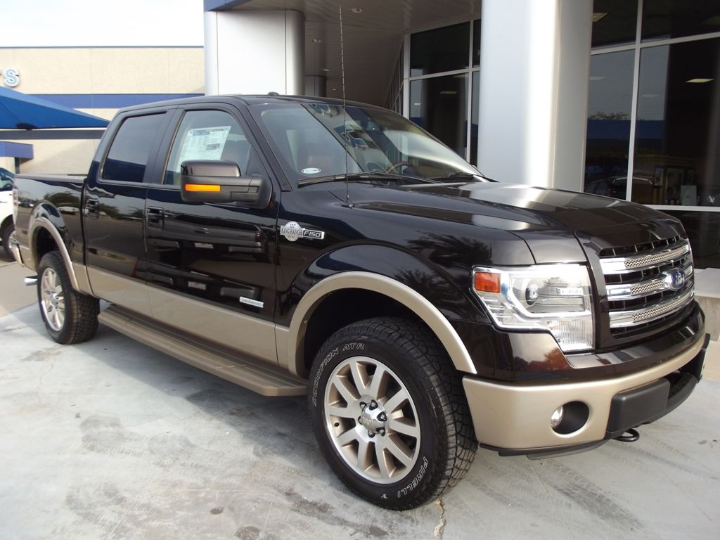 new ford f 150 production set to begin in kansas city king ranch ford and engine. Black Bedroom Furniture Sets. Home Design Ideas