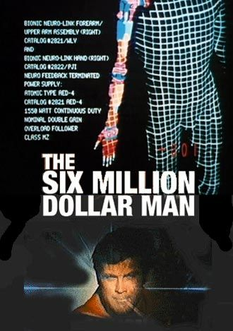 Lee Majors Is The One And Only True Steve Austin The Six Million Dollar Man Bionic Woman Tv Programmes The Fall Guy